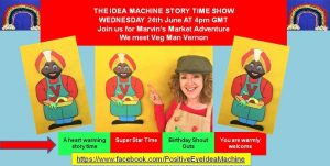 Ideas Machine Story Time